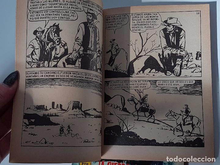 Tebeos: LOTE DE 5 TEBEOS HISTÓRIAS DEL OESTE ( AÑOS 60 ) - Foto 11 - 101912231