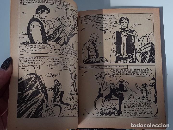 Tebeos: LOTE DE 5 TEBEOS HISTÓRIAS DEL OESTE ( AÑOS 60 ) - Foto 12 - 101912231
