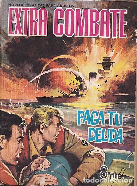 COMIC COLECCION EXTRA COMBATE Nº 64 (Tebeos y Comics - Ferma - Combate)
