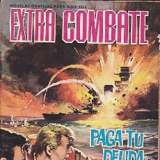 Tebeos: COMIC COLECCION EXTRA COMBATE Nº 64. Lote 120919548