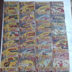 Tebeos: EL PEQUEÑO GRUMETE ORIGINAL 1958 FERMA - 30 TEBEOS , 1 AL 25, 27 ,30,32,33,34 VER PORTADAS. Lote 103973527