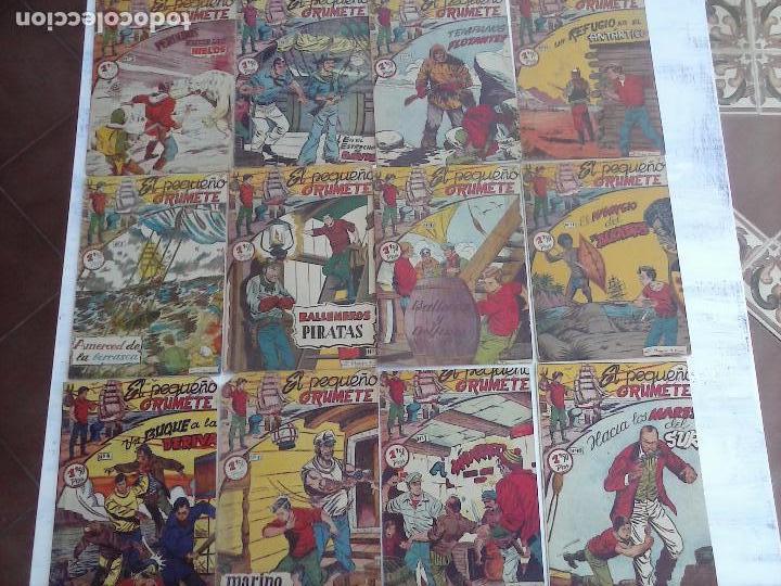 Tebeos: EL PEQUEÑO GRUMETE ORIGINAL 1958 FERMA - 30 TEBEOS , 1 AL 25, 27 ,30,32,33,34 VER PORTADAS - Foto 38 - 103973527