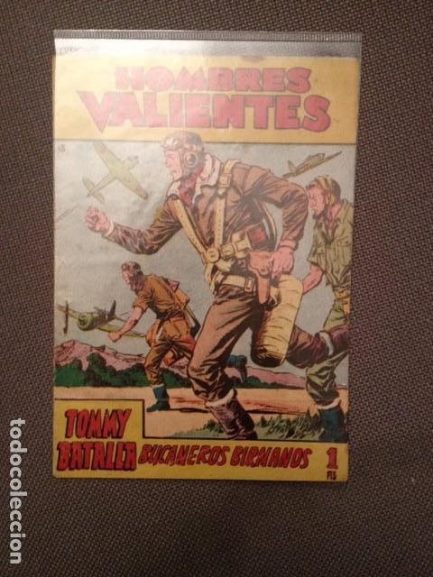 HOMBRES VALIENTES 13 -TOMMY BATALLA: BUCANEROS BIRMANOS (Tebeos y Comics - Ferma - Otros)