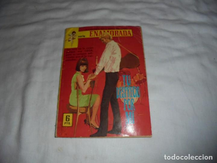 TU DESPRECIO POR MI.COLECCION DAMITA NOVELAS GRAFICAS.SERIE ENAMORADA 1962 (Tebeos y Comics - Ferma - Otros)