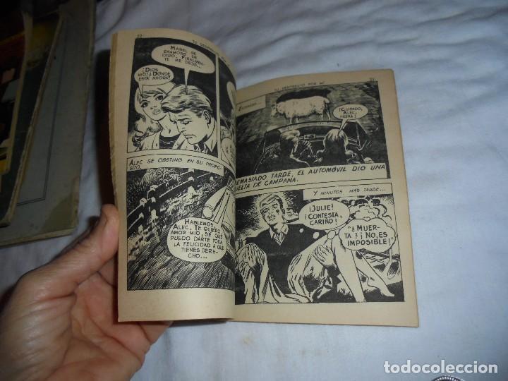 Tebeos: TU DESPRECIO POR MI.COLECCION DAMITA NOVELAS GRAFICAS.SERIE ENAMORADA 1962 - Foto 3 - 107332431