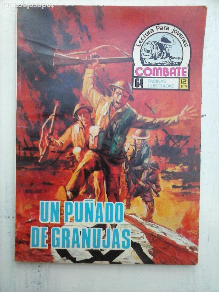 Tebeos: COMBATE LOTE NºS - 1,2,3,4,5,7,9,13,22,34,74,79 MUY BUEN ESTADO - 1975 - Foto 9 - 107377267
