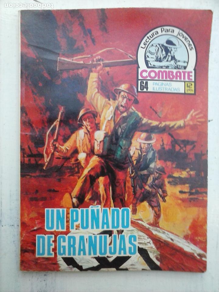 Tebeos: COMBATE LOTE NºS - 1,2,3,4,5,7,9,13,22,34,74,79 MUY BUEN ESTADO - 1975 - Foto 10 - 107377267