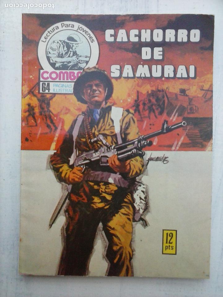 Tebeos: COMBATE LOTE NºS - 1,2,3,4,5,7,9,13,22,34,74,79 MUY BUEN ESTADO - 1975 - Foto 12 - 107377267