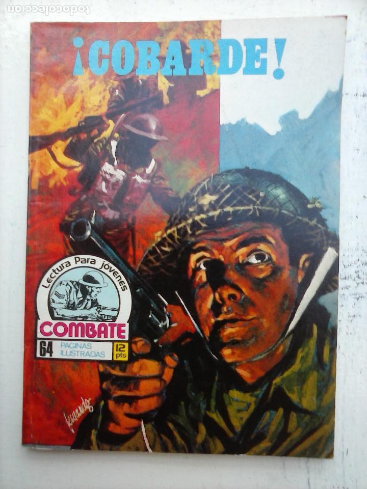 Tebeos: COMBATE LOTE NºS - 1,2,3,4,5,7,9,13,22,34,74,79 MUY BUEN ESTADO - 1975 - Foto 13 - 107377267