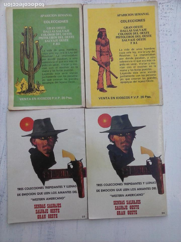 Tebeos: COMBATE LOTE NºS - 1,2,3,4,5,7,9,13,22,34,74,79 MUY BUEN ESTADO - 1975 - Foto 27 - 107377267