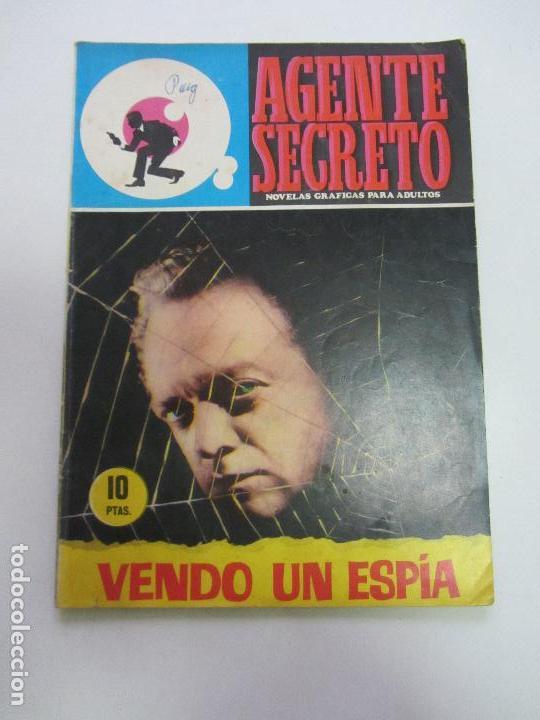 AGENTE SECRETO Nº 29: VENDO UN ESPIA FERMA C84SADUR (Tebeos y Comics - Ferma - Agente Secreto)