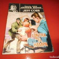 Tebeos: JAMES BOND - AGENTE 007 Nº 14 - FERMA. Lote 107601919