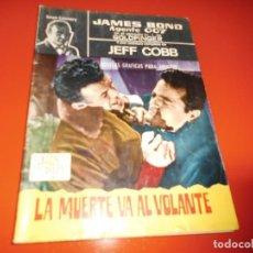 Tebeos: JAMES BOND - AGENTE 007 Nº 34 - FERMA. Lote 107604775