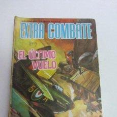 Tebeos: EXTRA COMBATE - Nº 68 EL ÚLTIMO VUELO. NOVELAS GRAFICAS PARA ADULTOS. EDITORIAL FERMA C84SADUR. Lote 107690407