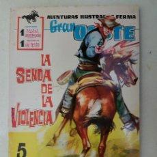 Tebeos: GRAN OESTE. Nº 93. FERMA. ( PROCEDE DE ENCUADERNACIÓN ). Lote 108389199