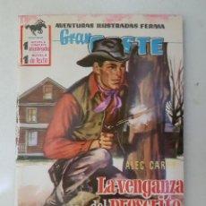 Tebeos: GRAN OESTE. Nº 24. FERMA. ( PROCEDE DE ENCUADERNACIÓN ). Lote 108409671