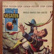 Tebeos: COLECCION MEGATON. LOS ASESINOS DEL MAR. . Lote 109045319