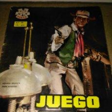 Tebeos: JUEGO SUCIO POKER N 39. Lote 109052299