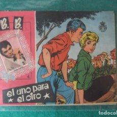 Tebeos: B.B. Nº 29 UNO PARA EL OTRO EXCLUSIVAS FERMA. Lote 109532591