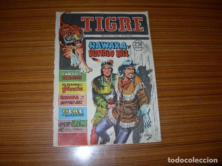 TIGRE Nº 8 EDITA FERMA (Tebeos y Comics - Ferma - Otros)
