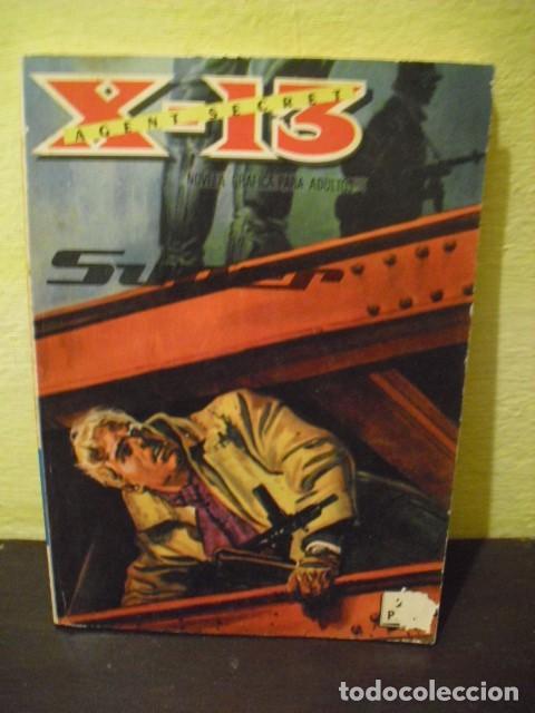 X13 AGENT SECRET - EL HEROE - NUM. 2 (Tebeos y Comics - Ferma - Agente Secreto)
