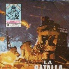 Tebeos: COMBATE- NOVELA GRÁFICA SEMANAL- Nº 183 -LA BATALLA DE SINGAPUR-GRAN JOSÉ TELLO-BUENO-1980-LEAN-0525. Lote 155422280