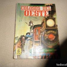 Tebeos: COLOSOS DEL OESTE Nº 28 EDITORIAL FERMA. Lote 111176887