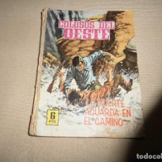 Tebeos: COLOSOS DEL OESTE Nº 139 EDITORIAL FERMA. Lote 111178139