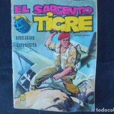 Tebeos: EL SARGENTO TIGRE. Lote 111616987