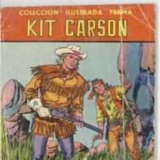 Tebeos: KIT CARSON, AVENTURAS ILUSTRADAS FERMA. Lote 112695543
