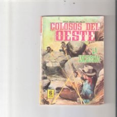 Tebeos: COLOSOS DEL OESTE Nº 88. Lote 112789535