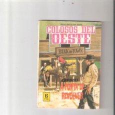 Tebeos: COLOSOS DEL OESTE Nº 94. Lote 112789587