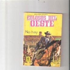 Tebeos: COLOSOS DEL OESTE Nº 106. Lote 112789827