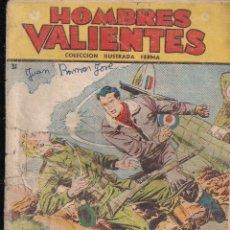 Tebeos: TOMMY BATALLA, HOMBRES VALIENTES SERIE AMARILLA Nº 31. Lote 112900595