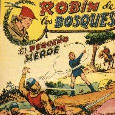 Tebeos: ROBÍN DE LOS BOSQUES-56, DE GIRAL (FERMA, 1956). Lote 113465403