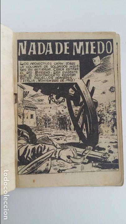 Tebeos: NADA DE MIEDO. ADAPTACION JIM KELLY. 1962 - Foto 2 - 113596411