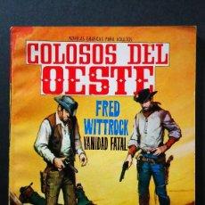 Tebeos: ORIGINAL COLOSOS DEL OESTE Nº 24 EDITORIAL FERMA. Lote 113794971