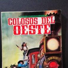 Tebeos: ORIGINAL COLOSOS DEL OESTE Nº 28 EDITORIAL FERMA. Lote 113795547