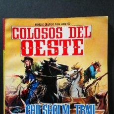 Tebeos: ORIGINAL COLOSOS DEL OESTE Nº 41 EDITORIAL FERMA. Lote 113796147
