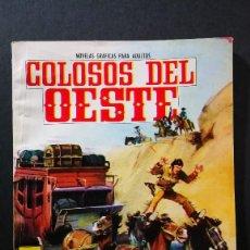 Tebeos: ORIGINAL COLOSOS DEL OESTE Nº 42 EDITORIAL FERMA. Lote 113796427