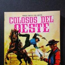 Tebeos: ORIGINAL COLOSOS DEL OESTE Nº 76 EDITORIAL FERMA. Lote 113796723