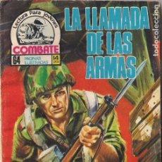 Tebeos: COMBATE Nº 39 PRODUCCIONES EDITORIALES. Lote 113936967