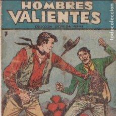 Tebeos: JESSE JAMES, HOMBRES VALIENTES SERIE AZUL Nº 7. Lote 113938651