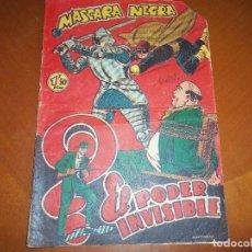 Tebeos: EL PODER INVISIBLR Nº 29-ORIGINAL------. Lote 114999091