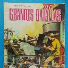 Tebeos: NOVELA GRAFICA - GRANDES BATALLAS Nº 66 - 1966 - LA BATALLA DE STTELBERG - EDICIONES FERMA... R-8623. Lote 115059691
