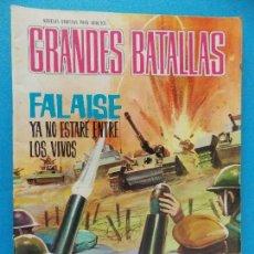 Tebeos: NOVELA GRAFICA - GRANDES BATALLAS Nº 74 - 1966 - FALAISE - EDICIONES FERMA... R-8626. Lote 115061391