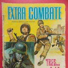 Tebeos: TEBEO, COMIC - EXTRA COMBATE Nº 5 - 1965 - TRES... A LA MUERTE - EDICIONES FERMA... R-8631. Lote 115085811