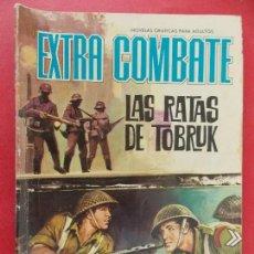 Tebeos: TEBEO, COMIC - EXTRA COMBATE Nº 21 - 1966 - LA RATAS DE TOBRUK - EDICIONES FERMA... R-8633. Lote 115086323