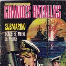 Tebeos: GRANDES BATALLAS. Nº 80. Lote 115650627