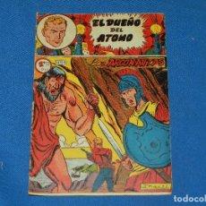 Tebeos: (M3) EL DUEÑO DEL ATOMO NUM 21 LOS ARGONAUTAS , EXCLUSIVAS FERMA , SEÑALES DE USO NORMAL. Lote 118238443